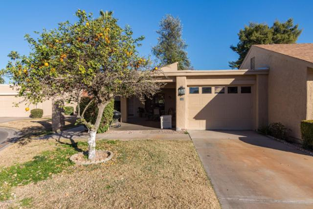 122 Leisure World, Mesa, AZ 85206 (MLS #5872164) :: Yost Realty Group at RE/MAX Casa Grande