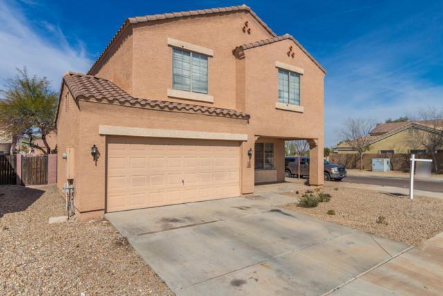 3306 W Fraktur Road, Phoenix, AZ 85041 (MLS #5872508) :: The Laughton Team