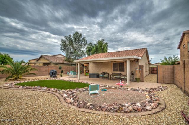 7453 S Skylark Lane, Buckeye, AZ 85326 (MLS #5872761) :: RE/MAX Excalibur