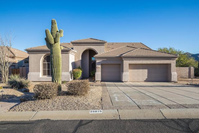 25875 N 115TH Way, Scottsdale, AZ 85255 (MLS #5873069) :: Brett Tanner Home Selling Team