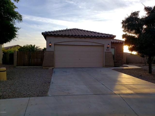 42795 W Kendra Way, Maricopa, AZ 85138 (MLS #5875031) :: RE/MAX Excalibur