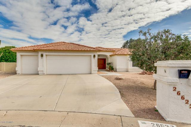 26622 S Hogan Drive, Sun Lakes, AZ 85248 (MLS #5875744) :: RE/MAX Excalibur