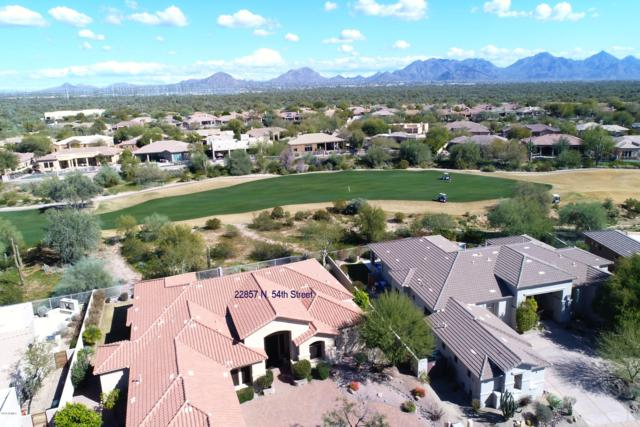 22857 N 54TH Street, Phoenix, AZ 85054 (MLS #5875821) :: The W Group