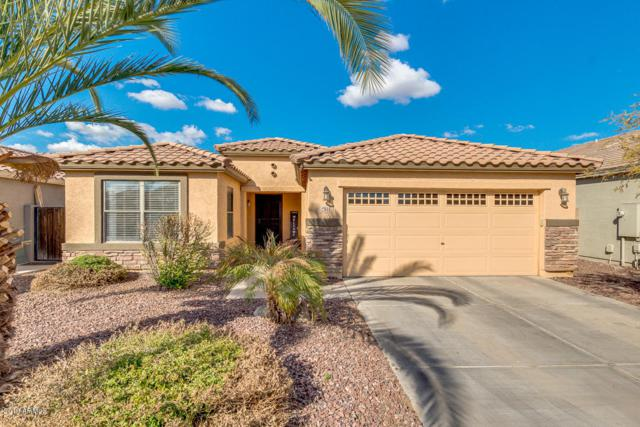 2084 W San Tan Hills Drive, Queen Creek, AZ 85142 (MLS #5875941) :: The W Group