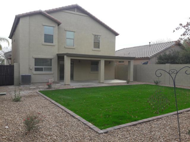 1006 E Saddle Way, San Tan Valley, AZ 85143 (MLS #5876209) :: The Pete Dijkstra Team