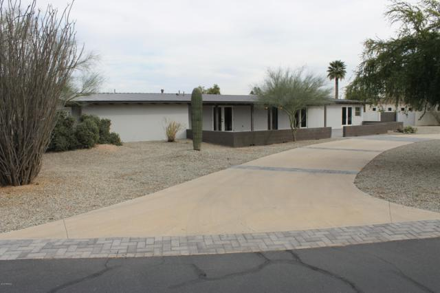 6545 N Smoke Tree Lane, Paradise Valley, AZ 85253 (MLS #5876269) :: RE/MAX Excalibur