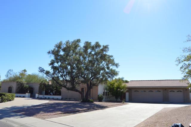 8347 E Via De La Gente, Scottsdale, AZ 85258 (MLS #5876428) :: CC & Co. Real Estate Team