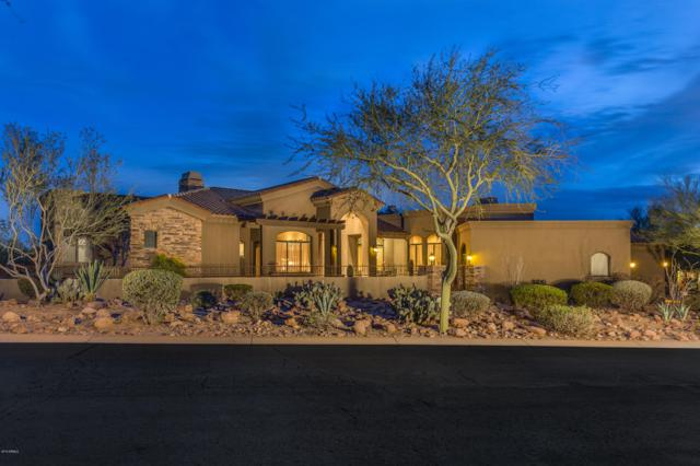 7591 E Usery Pass Trail, Gold Canyon, AZ 85118 (MLS #5876769) :: The W Group