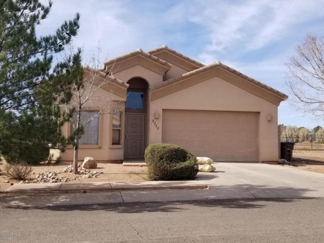 3710 Camino Del Rancho, Douglas, AZ 85607 (MLS #5876818) :: The Laughton Team
