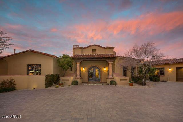 10732 E Wildcat Hill Road, Scottsdale, AZ 85262 (MLS #5877004) :: The Daniel Montez Real Estate Group