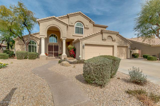 5418 E Hartford Avenue, Scottsdale, AZ 85254 (MLS #5877503) :: CC & Co. Real Estate Team