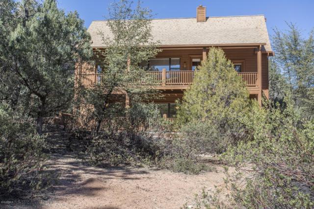 703 N Elk Run Circle, Payson, AZ 85541 (MLS #5878106) :: CC & Co. Real Estate Team