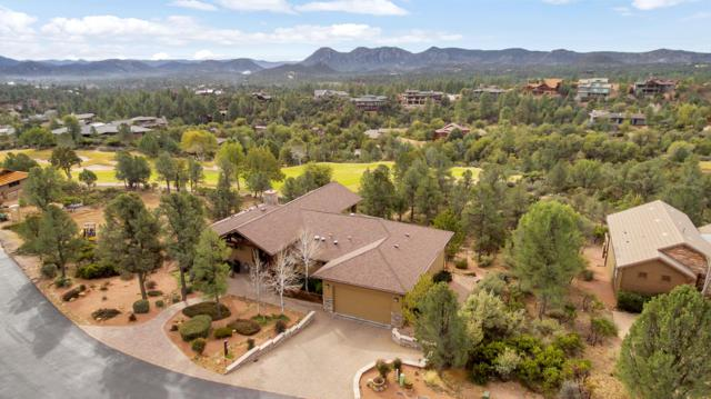 2705 E Wild Rose Circle, Payson, AZ 85541 (MLS #5878126) :: The Wehner Group