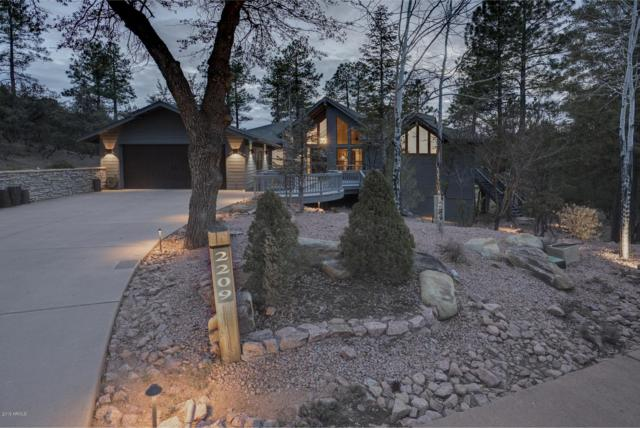 2209 E Scenic Drive, Payson, AZ 85541 (MLS #5878136) :: The Wehner Group