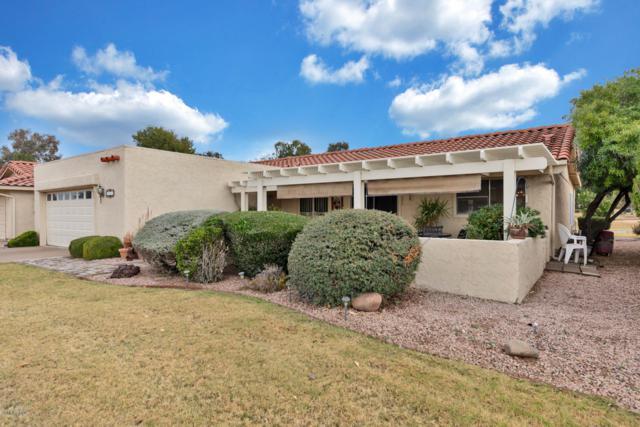 1353 Leisure World, Mesa, AZ 85206 (MLS #5878987) :: CC & Co. Real Estate Team