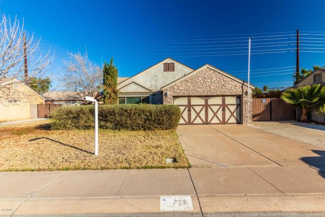 728 E Brooks Street, Chandler, AZ 85225 (MLS #5880518) :: RE/MAX Excalibur