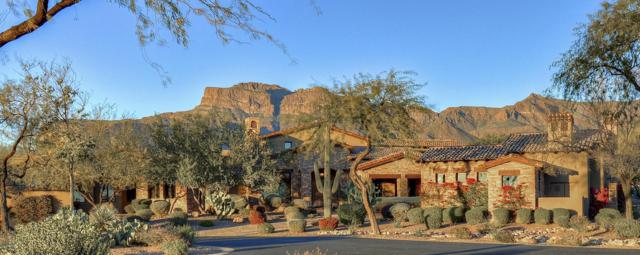 7132 E Cottonwood Drive, Gold Canyon, AZ 85118 (MLS #5881249) :: The W Group