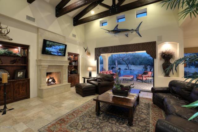 6963 E Quail Track Drive, Scottsdale, AZ 85266 (MLS #5881284) :: Yost Realty Group at RE/MAX Casa Grande