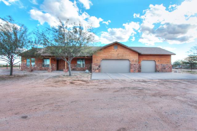 34415 W Jo Blanca Road, Stanfield, AZ 85172 (MLS #5881435) :: Riddle Realty