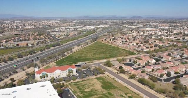 LOT A1 N Empire Business Park, Peoria, AZ 85381 (MLS #5883199) :: The Results Group