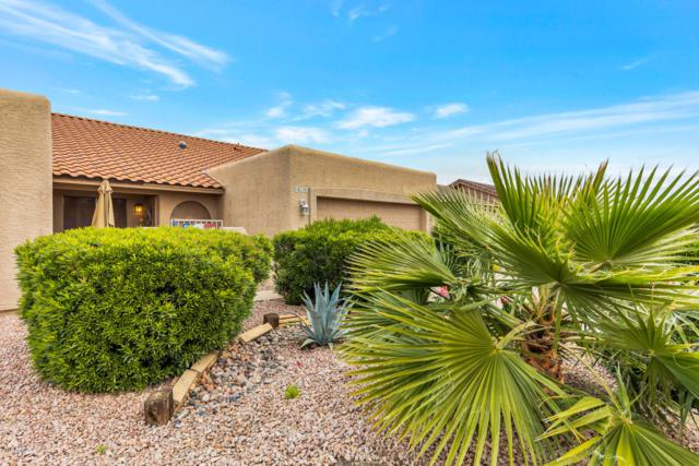 2163 Leisure World, Mesa, AZ 85206 (MLS #5883215) :: RE/MAX Excalibur
