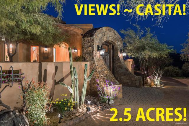 17140 E Redbird Road, Scottsdale, AZ 85262 (MLS #5884372) :: Kepple Real Estate Group