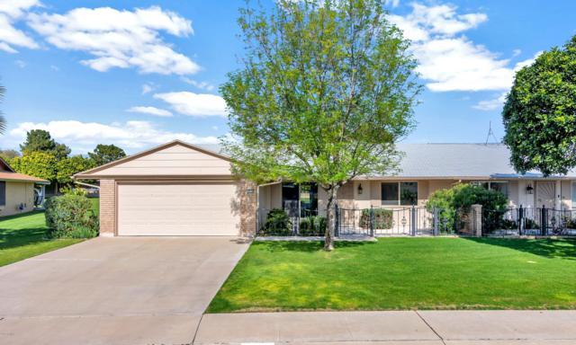 10116 W Royal Oak Road #20, Sun City, AZ 85351 (MLS #5884762) :: Yost Realty Group at RE/MAX Casa Grande