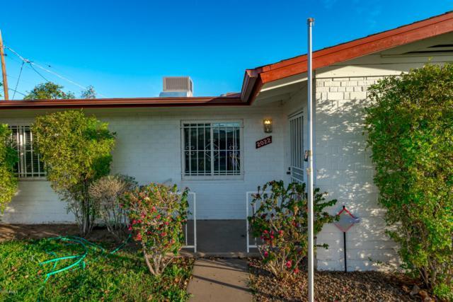 2022 W Weldon Avenue, Phoenix, AZ 85015 (MLS #5885029) :: Occasio Realty