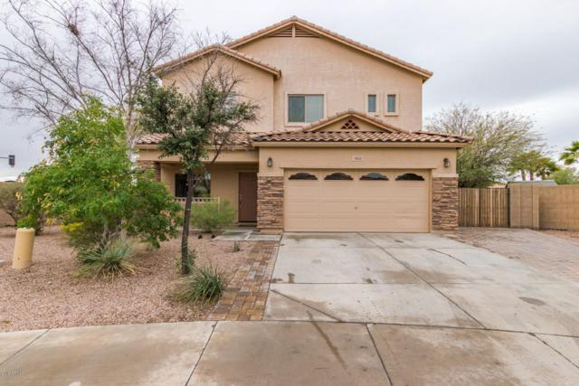19656 N Alma Drive, Maricopa, AZ 85138 (MLS #5885215) :: Power Realty Group Model Home Center