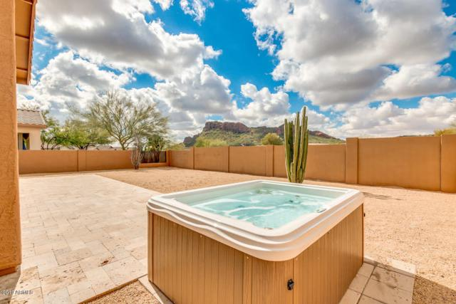 4300 S Pony Rider Trail, Gold Canyon, AZ 85118 (MLS #5886270) :: Realty Executives