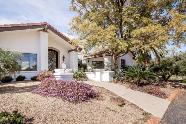 6530 N Mountain View Drive, Paradise Valley, AZ 85253 (MLS #5886828) :: Kelly Cook Real Estate Group