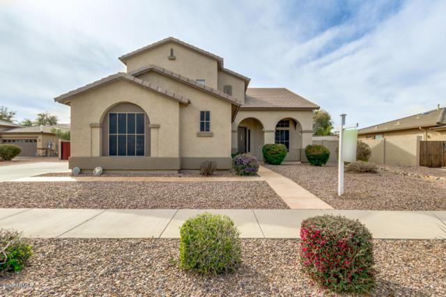 20320 S 187TH Street, Queen Creek, AZ 85142 (MLS #5887158) :: Yost Realty Group at RE/MAX Casa Grande