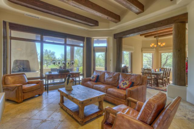 7373 E Clubhouse Drive #8, Scottsdale, AZ 85266 (MLS #5889258) :: Occasio Realty