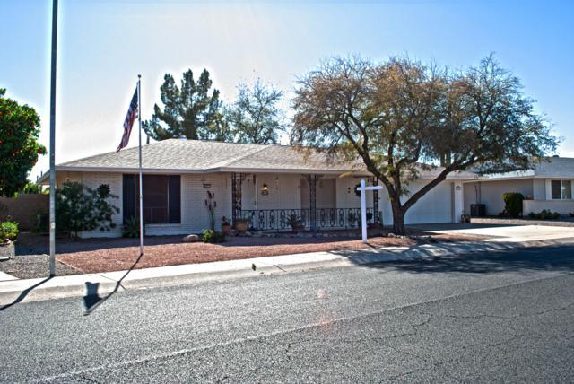 9231 W Elkhorn Drive, Sun City, AZ 85351 (MLS #5889759) :: CC & Co. Real Estate Team