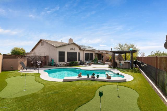 9900 E Desert Trail Lane, Gold Canyon, AZ 85118 (MLS #5889878) :: CC & Co. Real Estate Team