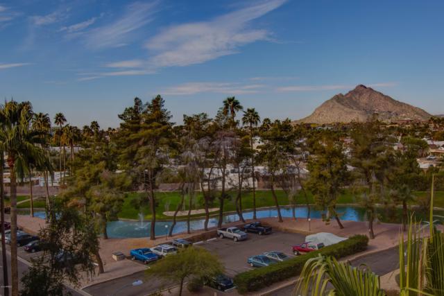 7830 E Camelback Road #609, Scottsdale, AZ 85251 (MLS #5890491) :: The W Group