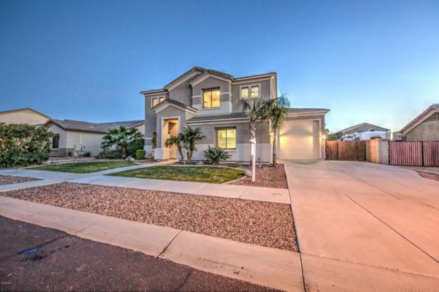 11317 E Enrose Street, Mesa, AZ 85207 (MLS #5890574) :: Devor Real Estate Associates