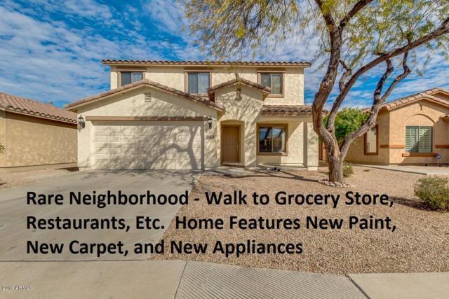 44804 W Gavilan Drive, Maricopa, AZ 85139 (MLS #5891064) :: CC & Co. Real Estate Team