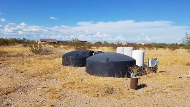 28706 N 207TH Avenue, Wittmann, AZ 85361 (MLS #5891328) :: Riddle Realty Group - Keller Williams Arizona Realty
