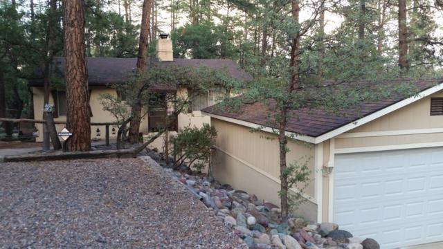 3727 N Papago Lane, Pine, AZ 85544 (MLS #5891450) :: Yost Realty Group at RE/MAX Casa Grande