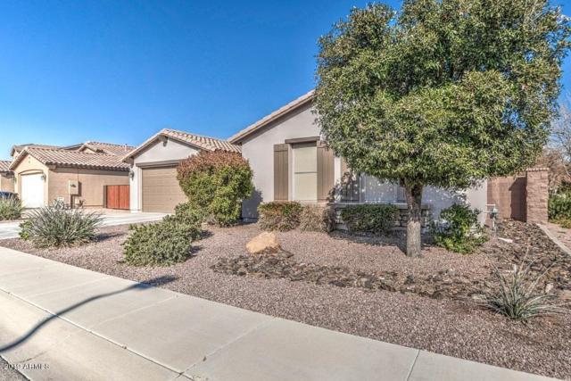 502 W Yellow Wood Avenue, San Tan Valley, AZ 85140 (MLS #5892327) :: Revelation Real Estate