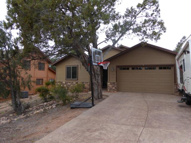 413 W Black Forest Lane, Payson, AZ 85541 (MLS #5893682) :: Yost Realty Group at RE/MAX Casa Grande