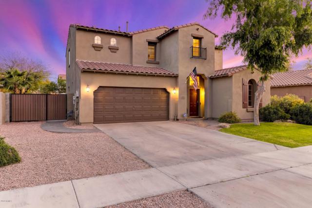 1293 E Walnut Road, Gilbert, AZ 85298 (MLS #5893712) :: Yost Realty Group at RE/MAX Casa Grande