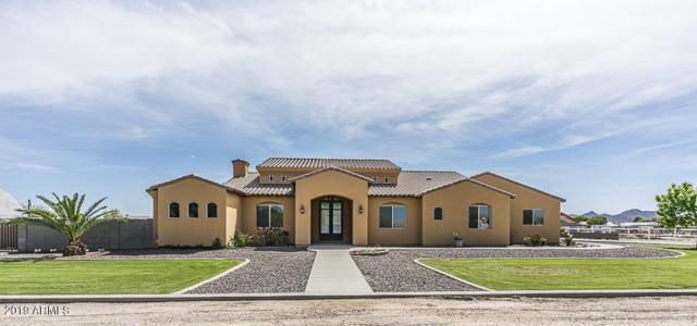 24705 S 222nd Street, Queen Creek, AZ 85142 (MLS #5893964) :: The Daniel Montez Real Estate Group