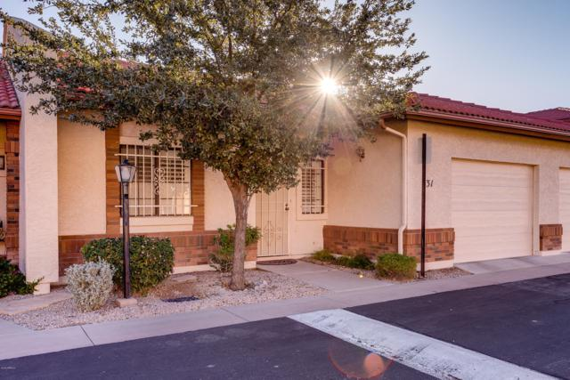 501 E 2ND Avenue #31, Mesa, AZ 85204 (MLS #5894355) :: Yost Realty Group at RE/MAX Casa Grande