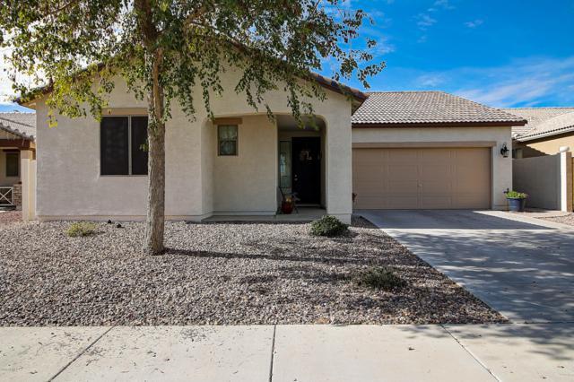 18208 N Calacera Street, Maricopa, AZ 85138 (MLS #5894816) :: Revelation Real Estate