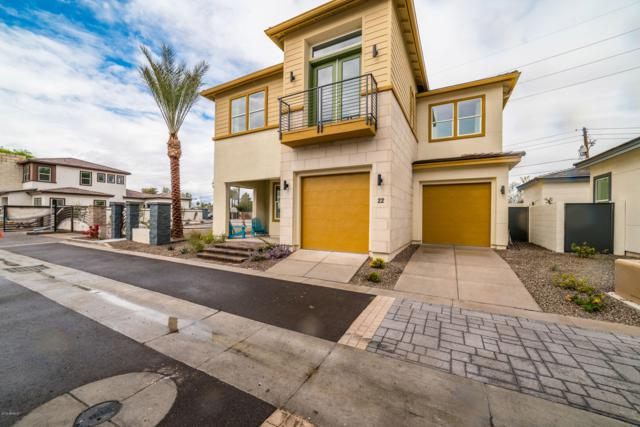 1555 E Ocotillo Road #8, Phoenix, AZ 85014 (MLS #5894977) :: Team Wilson Real Estate