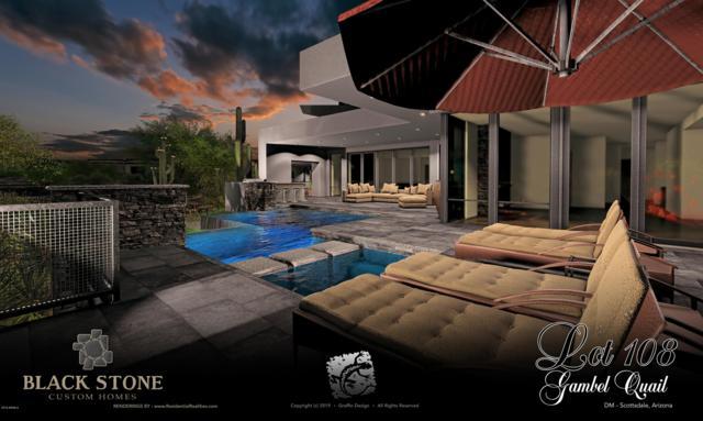 9378 E Sky Line Drive #108, Scottsdale, AZ 85262 (MLS #5895008) :: Brett Tanner Home Selling Team