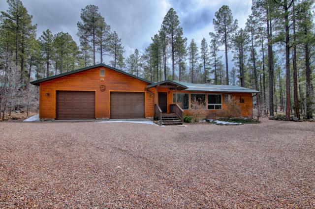 2111 Sunflower Drive, Pinetop, AZ 85935 (MLS #5895513) :: Team Wilson Real Estate