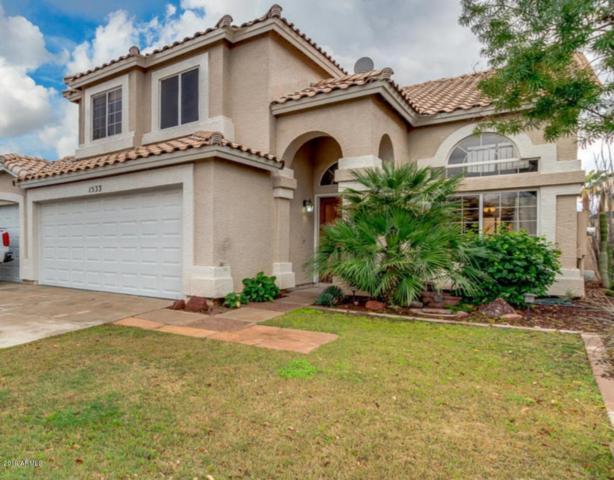 1533 W Pacific Drive, Gilbert, AZ 85233 (MLS #5895761) :: Conway Real Estate